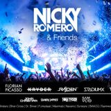 Nicky Romero & Fedde Le Grand & John Christian - Live at 5 Years of Protocol  Nicky Romero & Friends