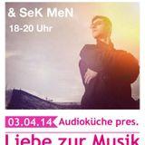 Can Casar - Liebe zur Musik Radioshow (exclusive)