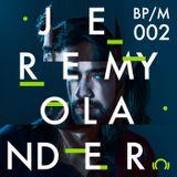BP/M002 Jeremy Olander