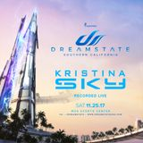 Kristina Sky LIVE @ Dreamstate SoCal 2017 (The Dream) [11-25-17]
