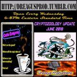 CAFE ENIGMA-CRYPTOZOOLOGY JUNE 2018