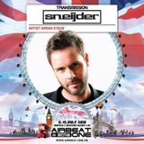 Sneijder @ Transmission Festival Stage Airbeat One 2018