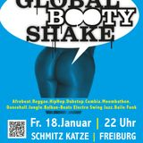 Global Booty Shake Mix January 2013