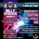 The Bass Force Show on Rough Tempo Live - 17th March 2013