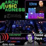 Thumpin' Thirsdays 013 - DJ Boi Jeanius's set (03/13/2014)