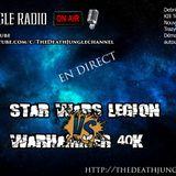 The Death Jungle radio #3 Podcast sur les jeux de figurines. Warhammer et autres