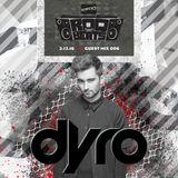 ROQ N BEATS - DJ JEREMIAH RED 3.12.16 - GUEST MIX: DYRO - HOUR 1