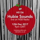 Hubie Sounds 136 - 12th Dec 2017