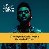 DJ Denz   The Weeknd Mix Part 1   @DenzilSafo1