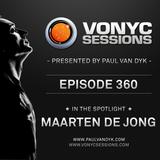 Paul van Dyk's VONYC Sessions 360 - Maarten de Jong
