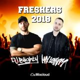 #TheFreshersSession 2018 // @DJBlighty x @MaxDenham // R&B, Hip Hop, Trap, Afro & UK Rap