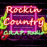 ROCKIN COUNTRY - C.R.A.P. RADIO - APRIL 27, 2019 SHOW ONE - TRIBUTE TO THE PAST