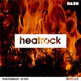Heatrock Radio - Dec 2016 - MixMason + A-ron [HRR006]