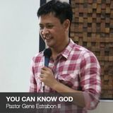 You Can Know God