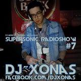 Supersonic Radioshow #7