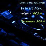 Feexed Mix episode #024 [Deep Special #1] (December 2014)