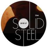 Solid Steel mix / Ninja Tune / NTS