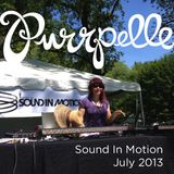 Purrpelle @ Sound In Motion Festival - July 2013