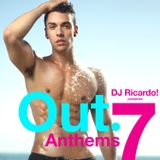 DJ Ricardo! Presents Out. Anthems 7 (The Megamix)