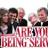Are you Being Served - Our Figures Are Slipping