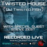 #TwistedHouse 10 on @Cruise_FM with special guest @SteveZest