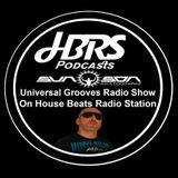 Sun Son AKA Coco Ariaz Presents - Universal Grooves Radio Show Live On HBRS 28-06-16
