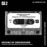 Origins Ov Underground: Classic underground NYC indie rap not on Spotify - 23rd September 2019