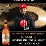SPINCYCLE DJ MR.T & MC JOSE LIVE AT NATIVES SPORTS CLUB & GRILL 13TH MAY VICENITES