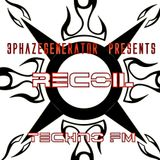 "Dj-Pallette - Dj mix @ ""Recoil"" radio show on techno FM (26-9-2012)"