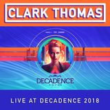 Live at Decadence 2018