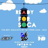 DJ Sly TT & DJ KYV - Ready For Soca