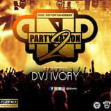 THE PARTY NATION (VOLUME TWO) - DVJ IVORY [HHD ENT]