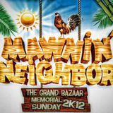 DJ Private Ryan - Mawnin Neighbour Grand Bazaar Promo 2012