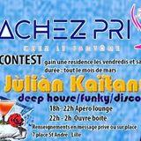 Lachez Prise (LILLE) Dj Contest mars 2017 - Part 2 (24.03.17) by Julian Kaitany 2H  - 192kbps