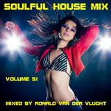 Soulful House Mix Volume 51