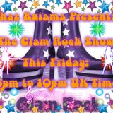 The July Glam Rock Show - Glam Rock Charts - 21st July 2017