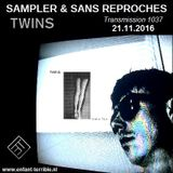 "RADIO S&SR Transmission n°1037 -- 21.11.2016 (Top Of The Week ""TWINS"")"