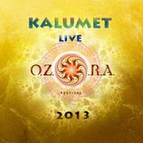 Kalumet Live At OZORA 2013 Main Stage