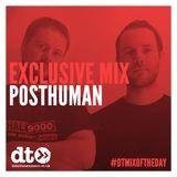 Posthuman - Data Transmission Mix (June 14)