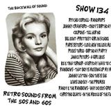 The Backwall of Sound Retro Vinyl from the 1950s and 1960s - Show 134