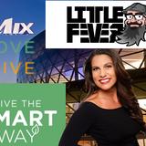 LIVE THE SMART WAY & DJ LITTLE FEVER PRESENT - MIX MOVE LIVE