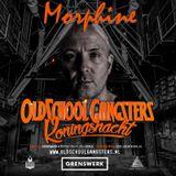 DJ Morphine Ft. MC Joe - Houseclassics Liveset @ Oldschool Gangster's 2018