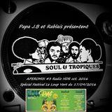 Apéromix #3 Radio HDR spécial festival Le Loup Vert 17/09/2016