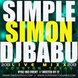 Simple Simon & Dj Babu Live In Houston ( 2013 )