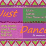JUST DANCE - First ever! 30/07/15