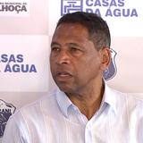 CAMPEONATO CATARINENSE 2016 - Sérgio Ramirez, técnico do Guarani