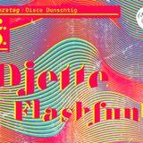 DJette Flashfunk @ Kanonaegass Bar, Disco Dunschtig, Thu 121017 Part 2 - vinyl only!