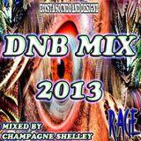 Rage DnB Mix 2013