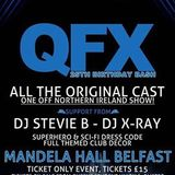 X-ray Live at QFX 25th Annivearary (Mandela Hall Belfast)