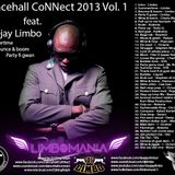 Dancehall CoNNect Shellingz 2013 Vol. 1 feat. Deejay Limbo